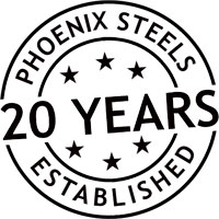 Phoenix Steels, Sheffield - Established 20 years